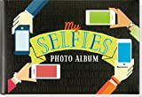 My Selfies Photo Album (holds 48, 4 inch x 6 inch selfie photos)