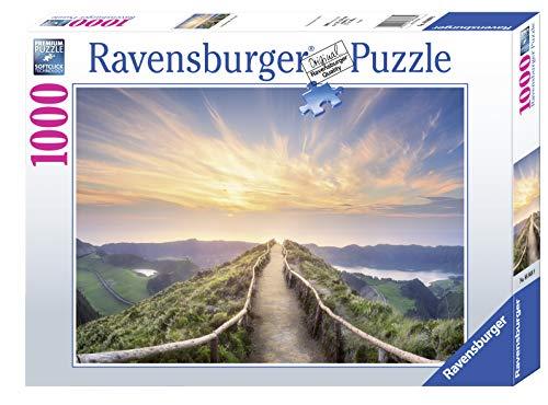 Ravensburger, Puzzle 1000 Pezzi, Paesaggio di Montagna in Portogallo, Puzzle per Adulti, Linea Foto & Paesaggi, Relax, Stampa di Alta Qualità, Dimensioni 70x50 cm