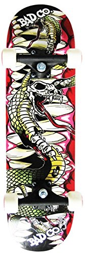 davtus Skateboard Snake 9-lagiges Ahorn ABEC 5 28