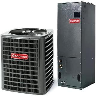 3.5 Ton Goodman 16 SEER R-410A Air Conditioner Split System