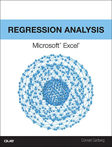 Regression Analysis Microsoft Excel (English Edition)