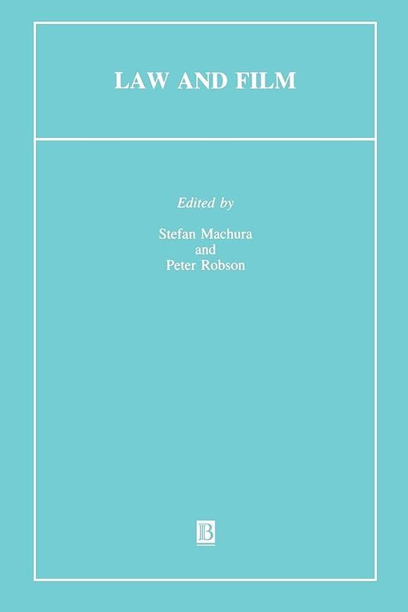 センチメンタルトレーダー貴重なLaw and Film (Journal of Law and Society Special Issues)