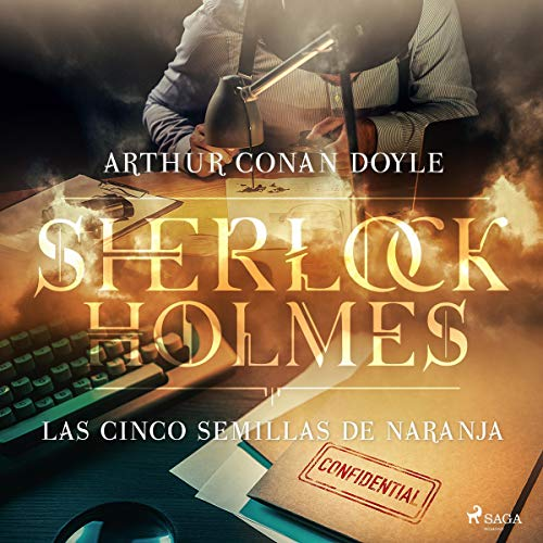 Las cinco semillas de naranja audiobook cover art