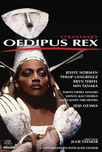Strawinsky, Igor - Oedipus Rex