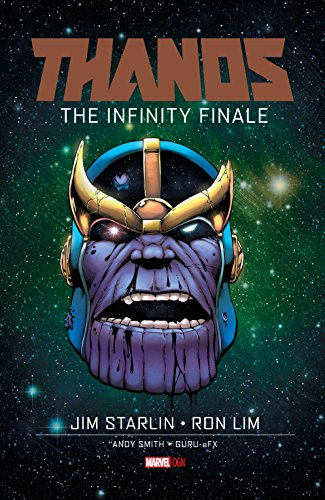 Thanos: The Infinity Finale (English Edition)
