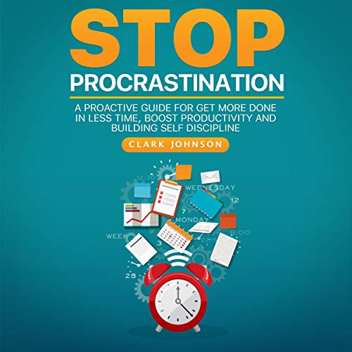 Stop Procrastination cover art
