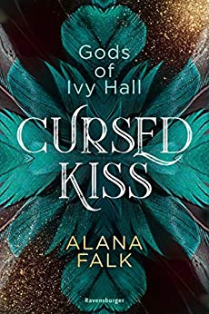 Book's Cover of Gods of Ivy Hall, Band 1: Cursed Kiss (German Edition) Versión Kindle