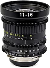 Tokina Cinema 11-16mm at-X T3.0-22 Fixed Zoom for PL Mount Cameras, Black (TC-116P)