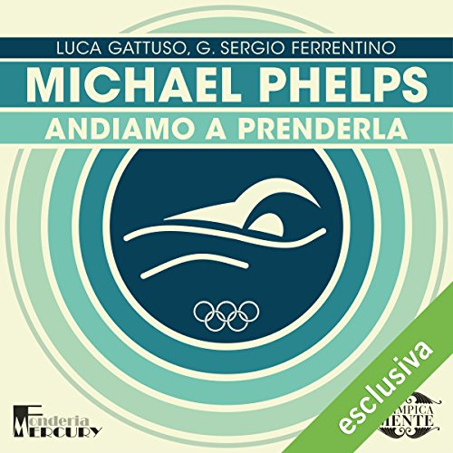 Michael Phelps. Andiamo a prenderla copertina