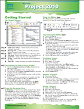Project 2010 Quick Source Reference Guide