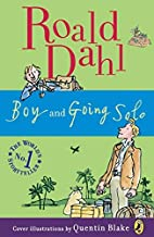 Boy and Going Solo by Roald Dahl (2010-09-02)