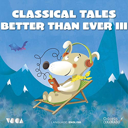 Classical Tales Better Than Ever 3 cover art