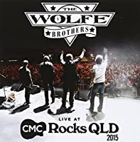 Wolfe Brothers, The: Live At Cmc Rocks Qld 2015 (CD+PAL DVD)