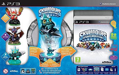 [UK-Import]Skylanders Spyros Adventure Starter Pack Game PS3