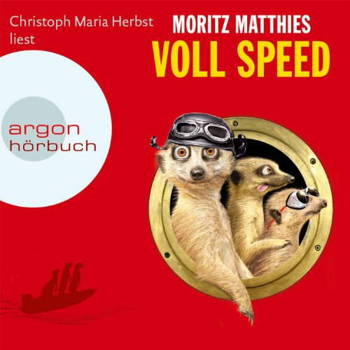 Voll Speed audiobook cover art