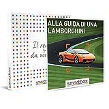 SMARTBOX - Cofanetto regalo uomo - idee regalo originale - Esperienza di guida sportiva su Lamborghini