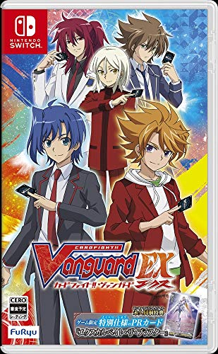 FURYU CARDFIGHT!! VANGUARD EX FOR NINTENDO SWITCH REGION FREE JAPANESE VERSION