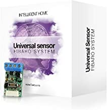 Fibaro FGBS-001 Universal Binary Sensor, Green, Grey