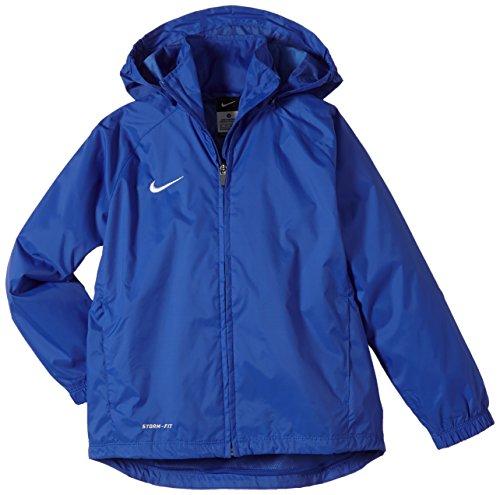 Nike Jungen Regenjacke Found 12 RN, Blau (Royal Blue/White), XS