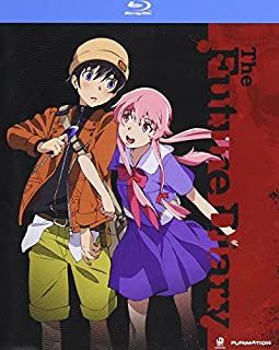 The Future Diary: Complete Series [Blu-ray] (B00XX97KP8) | Amazon price tracker / tracking, Amazon price history charts, Amazon price watches, Amazon price drop alerts