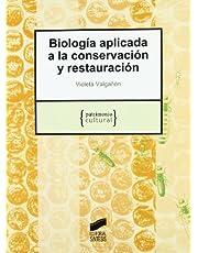 Biología aplicada a la conservación y restauración: 9 (Patrimonio cultural)