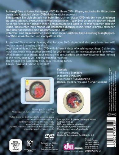 Waschmaschinen-Impressionen DVD - Jetzt gehts rund