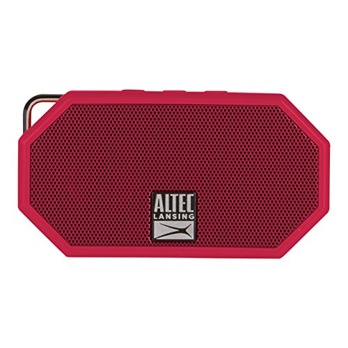 Altec Lansing IMW257-DR Mini H2O Wireless Bluetooth...
