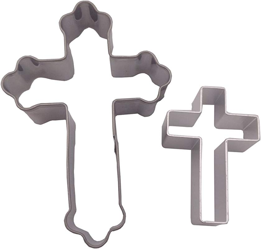 Holy Cross Cookie And Fondant Cutter