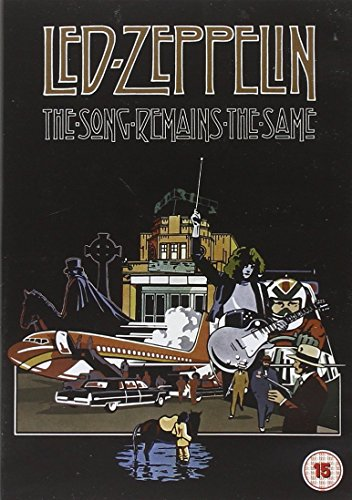 LED ZEPPELIN The Song remains the Same [UK IMPORT]
