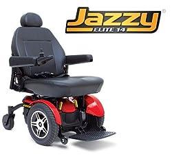Pride Jazzy Elite 14