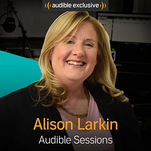 Alison Larkin audiobook cover art