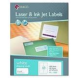 MACO ML1000 White Laser/Inkjet S...