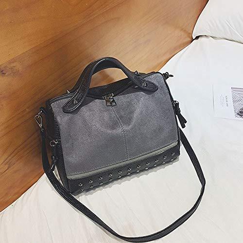 Girls Bag Ladies Bag Handtas Koreaanse versie van het pakket Simple Wild schoudertas met grote capaciteit Bag (Color : 3)