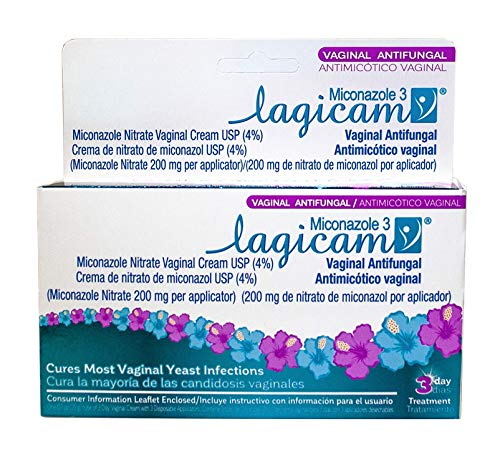 Lagicam Cream - Cures Most Vaginal Infections in 3 Days
