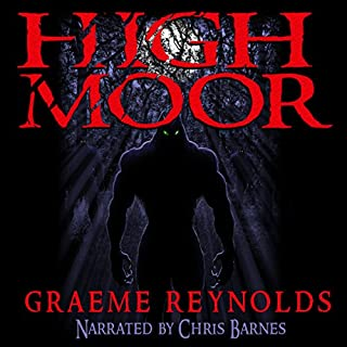 High Moor audiobook cover art