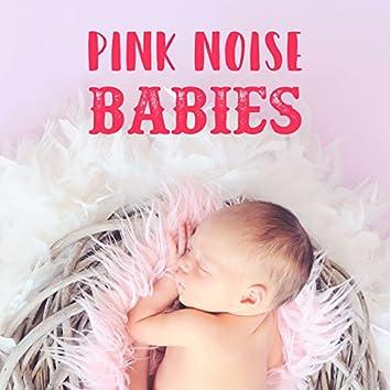 Pink Noise Baby Sleep