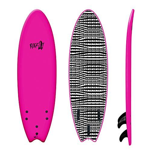 Rock-It 6' Albert Surfboard
