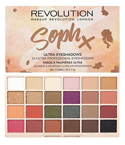 Makeup Revolution SophX Ultra 24 Eyeshadow Palette