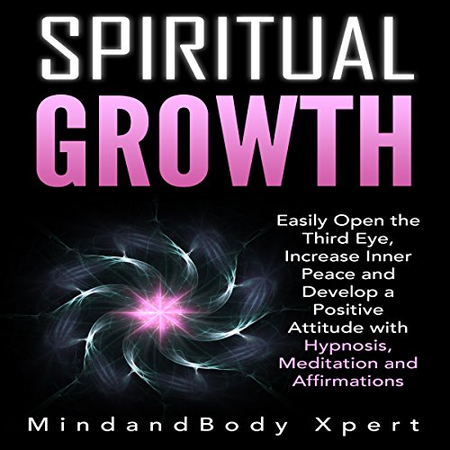 Spiritual Growth audiobook cover art