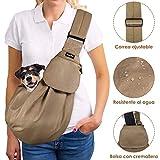 SlowTon Transportín para Perros Pet Carrier Dog Cat Hand Sling Carrier...