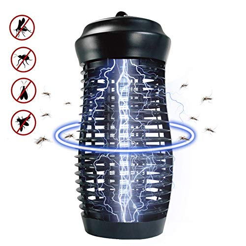 Insect Killer, Electric Insect Killer Mosquito Killer Trap Fly Zapper Bug Zapper UV Insect Killer Lamp, voor Indoor Outdoor slaapkamer Babykamer Keuken Home Office
