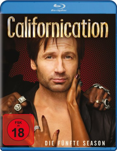 Californication - Die fünfte Season [Blu-ray]