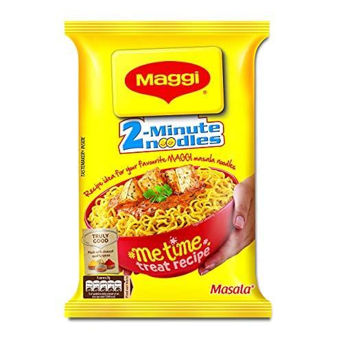 Set di 16 confezioni di noodles Masala Maggi 2-min, da 70 g