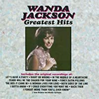 Wanda Jackson - Greatest Hits by Wanda Jackson (1991-05-03)