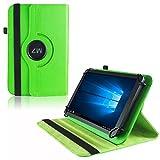 Tablet Schutz Hülle Archos 90b neon Tasche Schutzhülle Universal Case Cover Bag, Farben:Grün