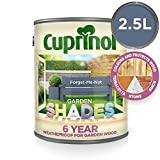 CUPRNOL 5083472 <span class='highlight'>Garden</span> Shades Exterior Woodcare, Forget Me Not, 2.5L