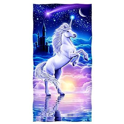beach towel unicorn