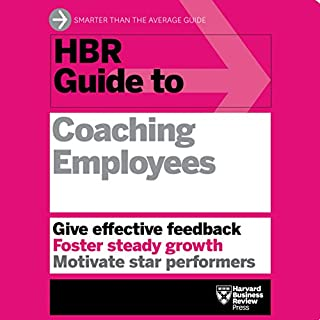 HBR Guide to Coaching Employees cover art