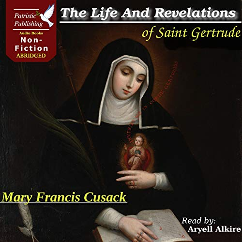 The Life and Revelations of Saint Gertrude cover art