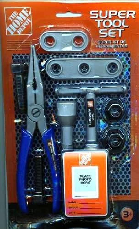 The Home Depot Super Tool Set